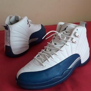 Nike Air Jordan 12 XII Retro French Blue Size 11